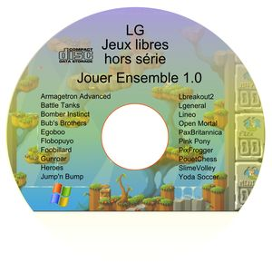 LGames CD HS Jouer Ensemble Vol 1