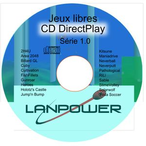 LanPower CD DirectPlay S1